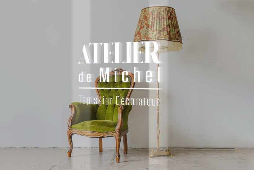 identité graphique vannes atelier de michel