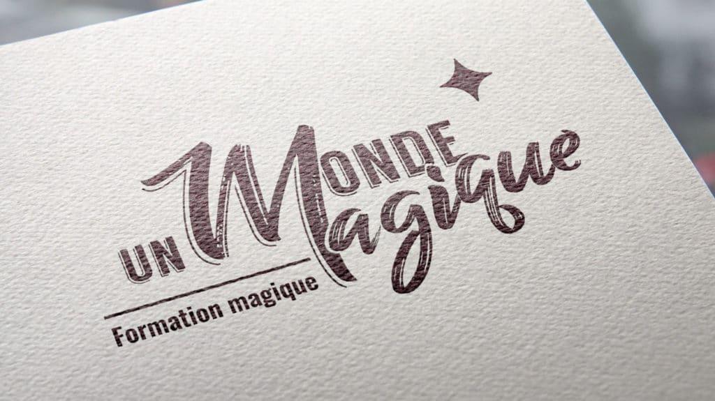 logo identitaire magie morbihan