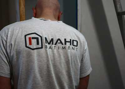 Maho bâtiment