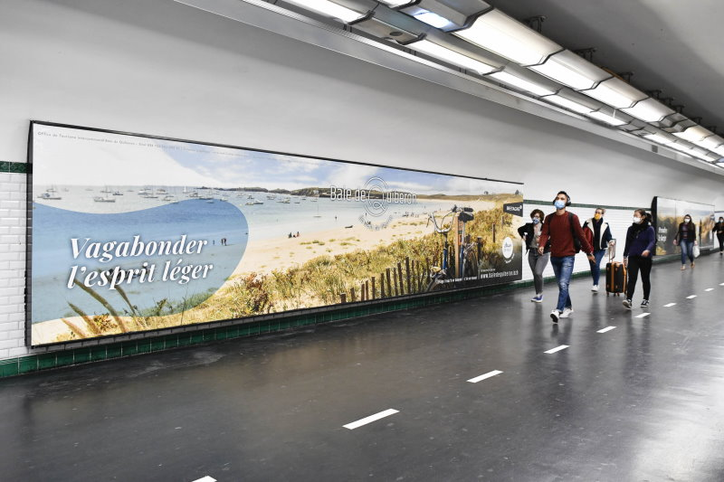 panoramique, la sublime, paris