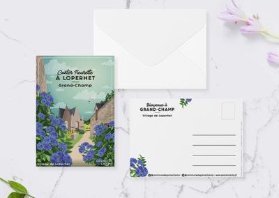 Cartes postales Grand-Champ